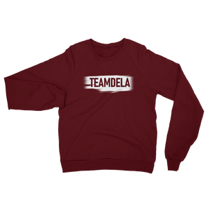 TEAMDELA™ BORDEAUX SWEATER
