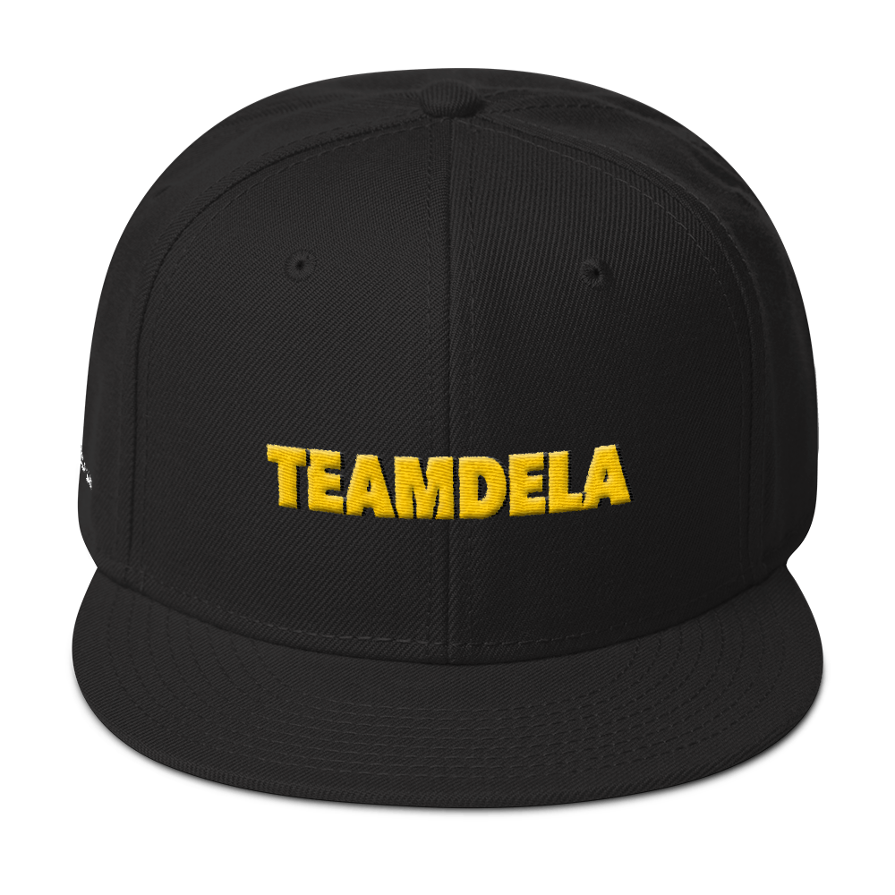TEAM DELA™ GOLD HAT