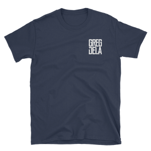 GREG DELA ARMY BLUE TEE