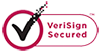 VeriSign secure badge