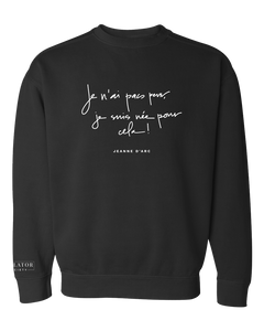St. Joan of Arc Sweatshirt