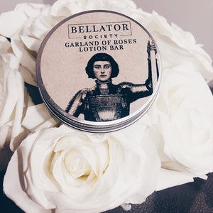 Garland of Roses Lotion Bar