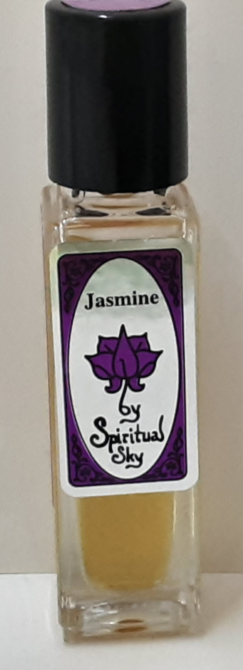 Jasmine Spiritual Sky  Perfumed Oil 8.5ml