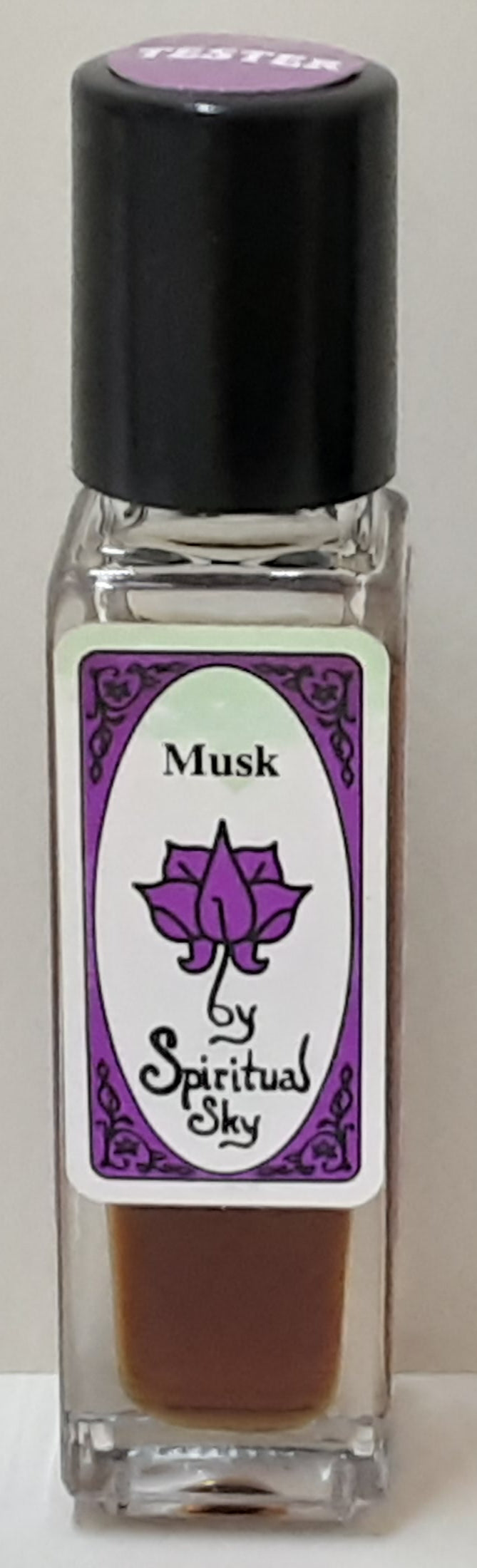 Musk Spiritual Sky  Perfumed Oil 8.5ml
