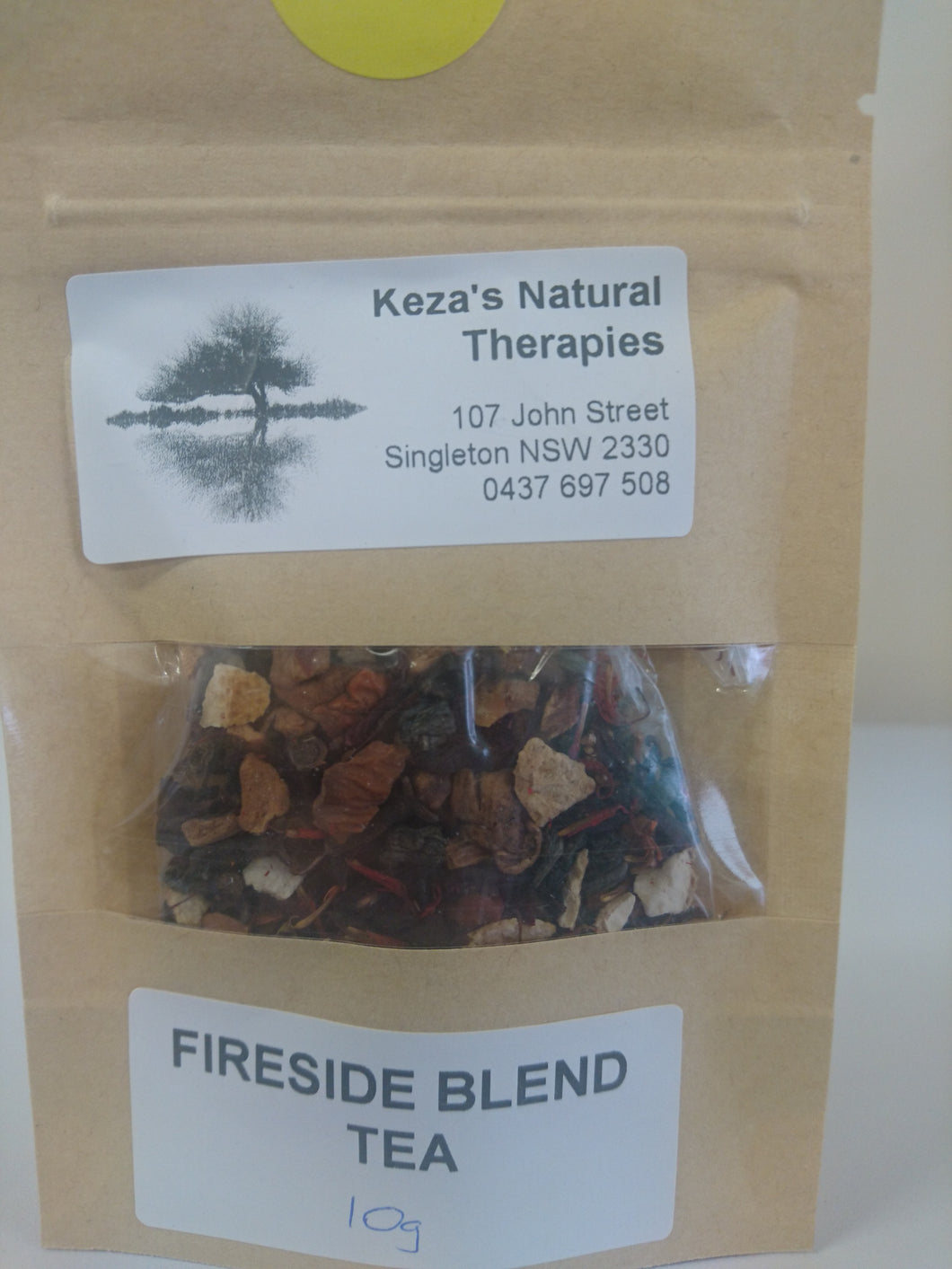 Fireside Organic Herbal Tea