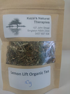 Lemon Lift Organic Herbal Tea