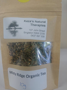 Misty Ridge Organic Tea