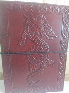 Leather Journal - Chinese Dragon