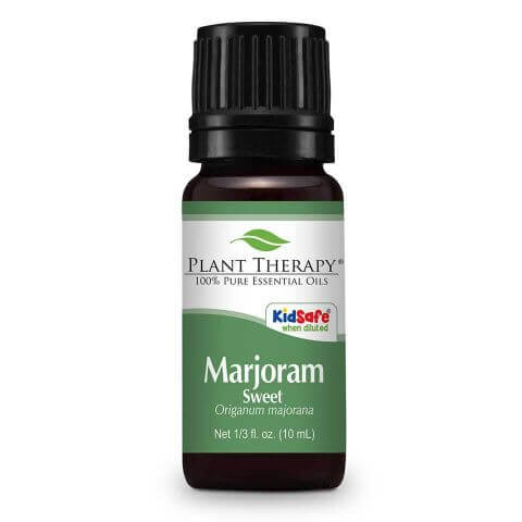 Marjoram Sweet Essential Oil 10ml