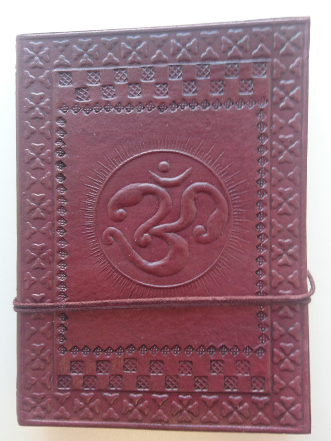 Leather Journal - Ohm