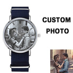 D-0000 Unisex Custom Your Design or Photo Watch