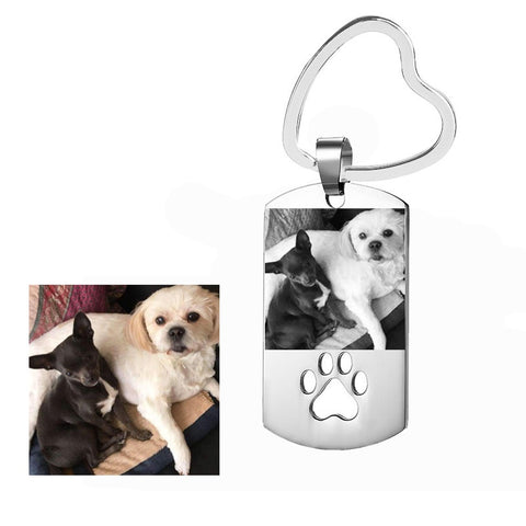 Custom Pet Keychains For Pet Lovers