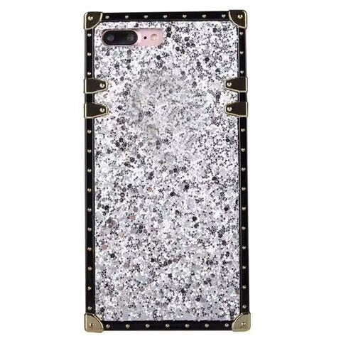 Exclusive Personalize Name glitter Soft Phone Case Cover