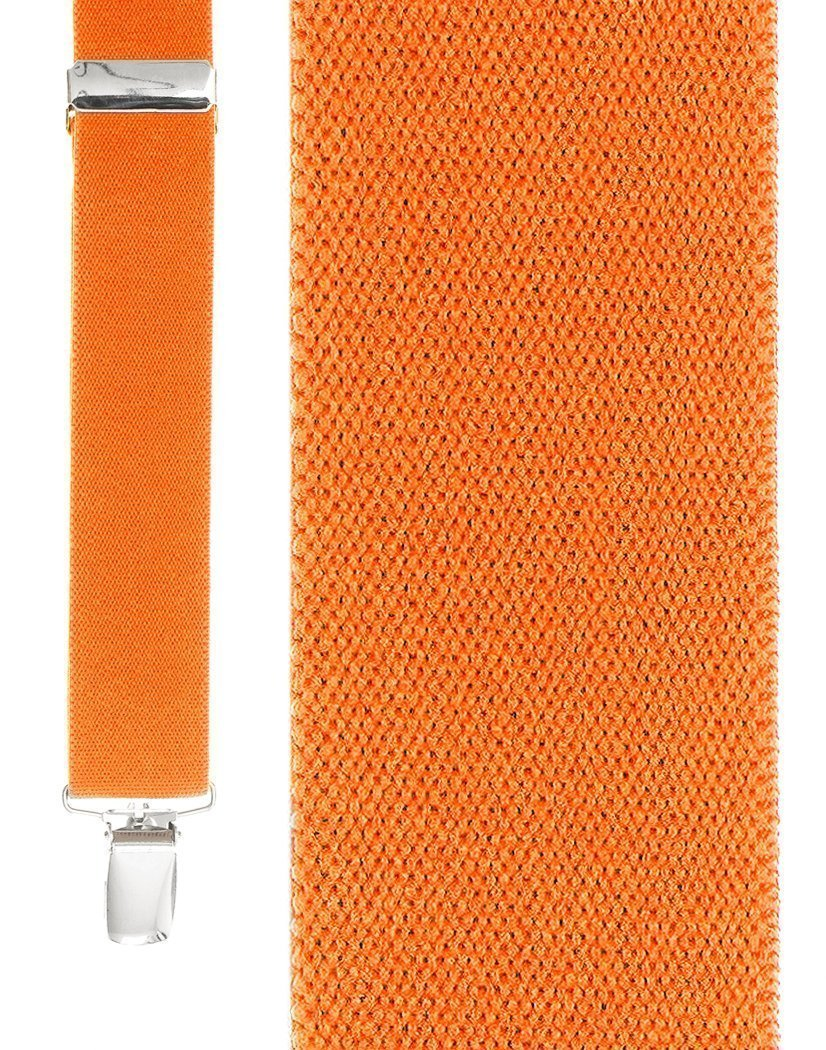 Tirantes Newport Fluorescent Orange Caballero