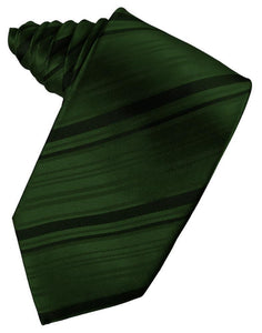 Corbata Striped Satin Holly Caballero