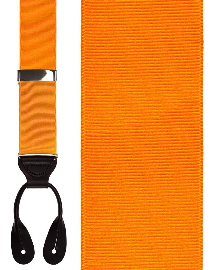 Tirantes Grosgraine Ribbon II Orange Caballero
