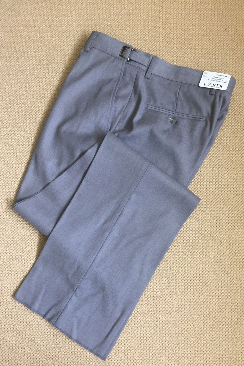 Pantalón Ethan Heather Grey  Caballero