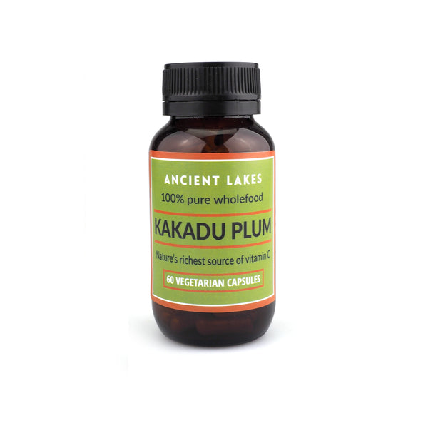 Ancient Lakes Pure Kakadu Plum Capsules 60ct