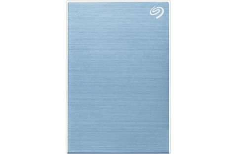 Seagate 1TB Portable HDD - Blue