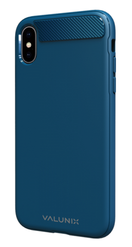 Valunix iPhone XS Max TPU Case BLUE