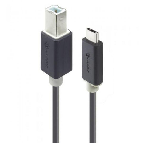 ALOGIC 1m USB 2.0 Type-B to Type-C Cable - Male to Male - Pro Series