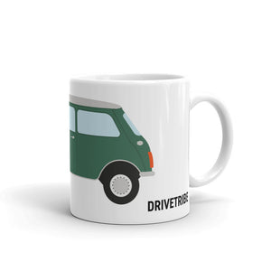 Jeremy Clarkson Shop Mini Cooper Mug | Gifts for Car Lovers