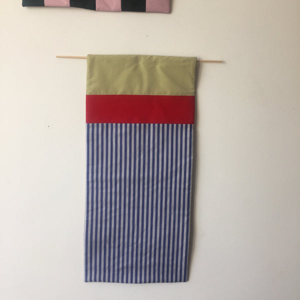 Stripes for your Wall Blanket # 9 - Flag