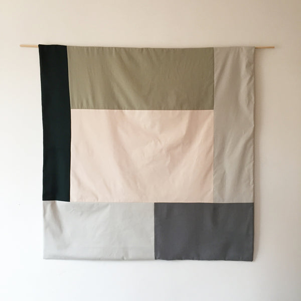 Hang-it blanket 120 x 120 Made to order