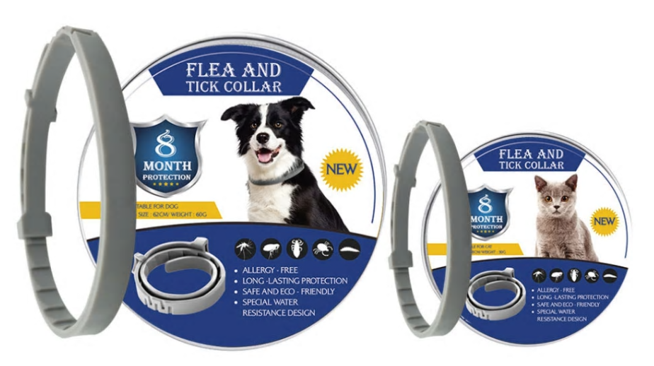 **Recommended** Flea and Tick Collar