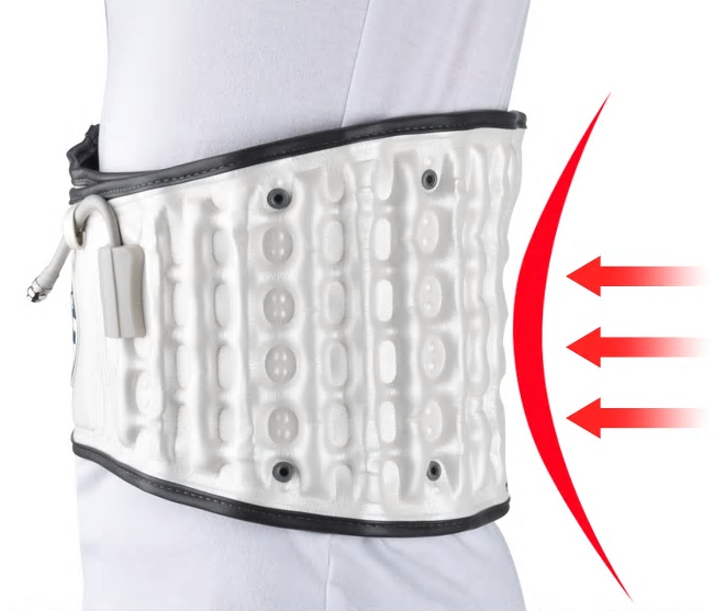 Decompression Therapy Back Brace for Instant Back Pain Relief