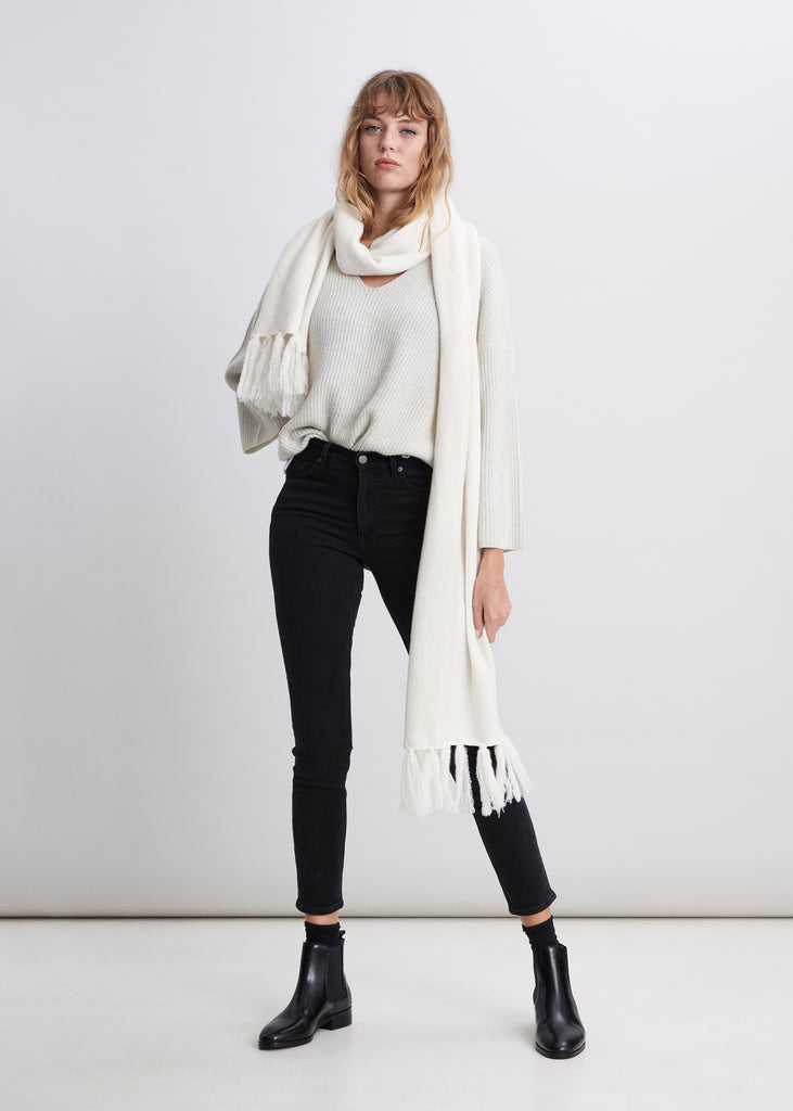 Cashmere Wool Scarf