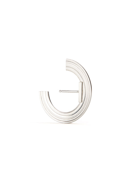 Orbit Small Radius Cuff Earrings