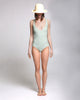 Amazonite Mint One-Piece Swimsuit