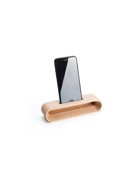 Maple Phone Loudspeaker (Large Hole)