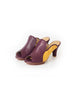 Calla Mules - Purple