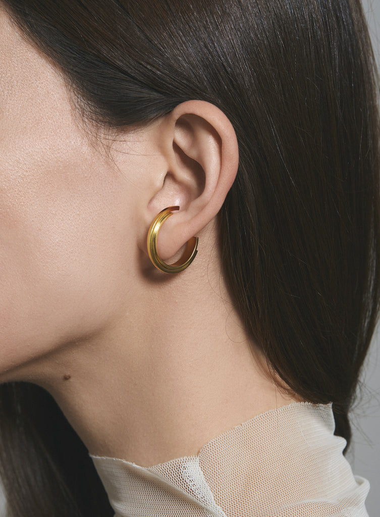 CONCORD² Constructive Lobe Earrings