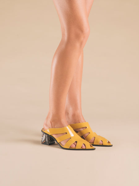 Chromista Mules Yellow