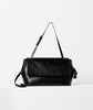 Flap Bag Black Leather Bag