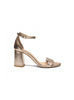 LUCIANA Heel Rose Gold