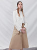 Overlapping Trench Skirt