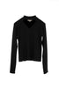 Sub V Turtle Neck Black
