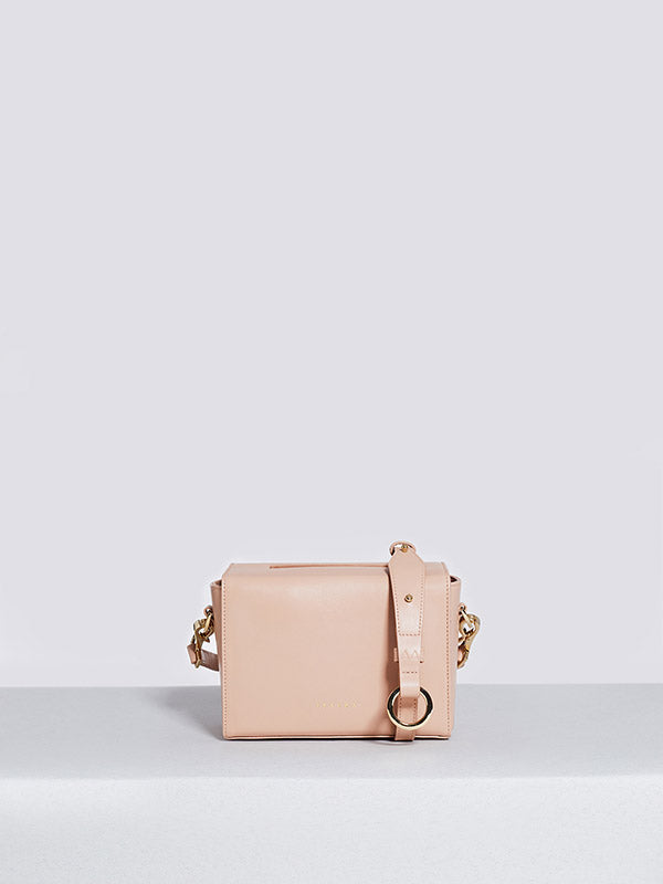 Bau Mini Bag Nude