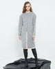 Mulholland Coat Grey Wool Coating