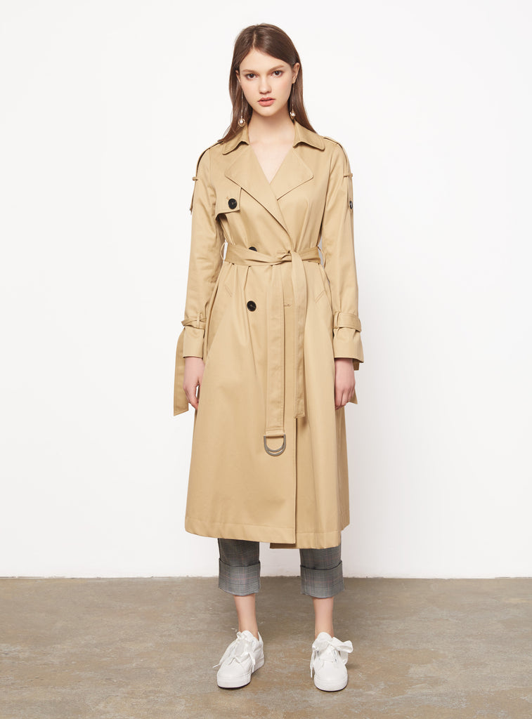 Laura Trench Coat