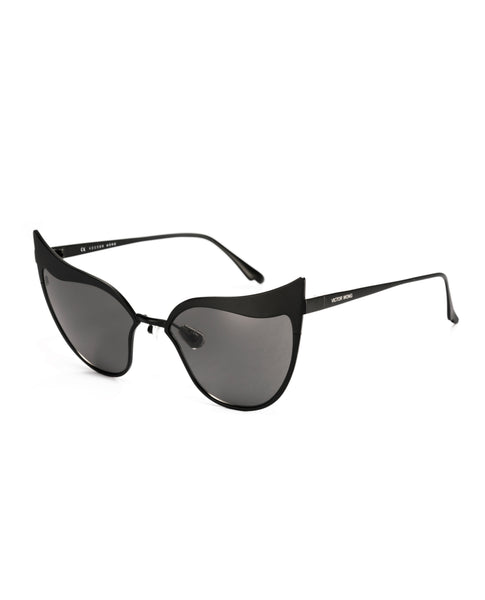 Royal Black Sunglasses vw30202
