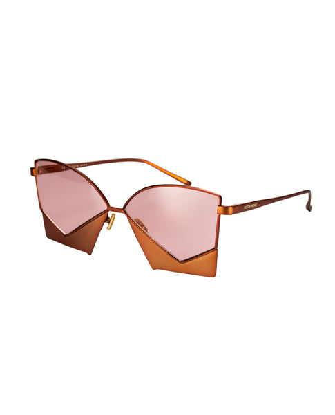 Pink Copper Sunglasses vw30103