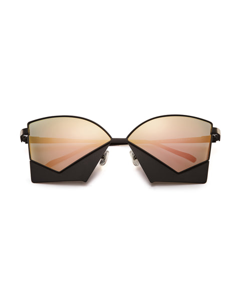 Pink Black Sunglasses vw30101