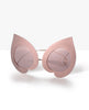 Play Heart Sunglasses VW4003-PINK