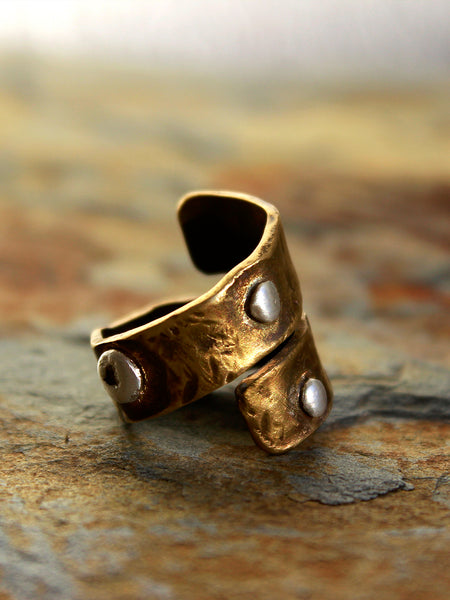 Bronze Copper Ring