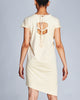 Ladies Luxe Tee Dress